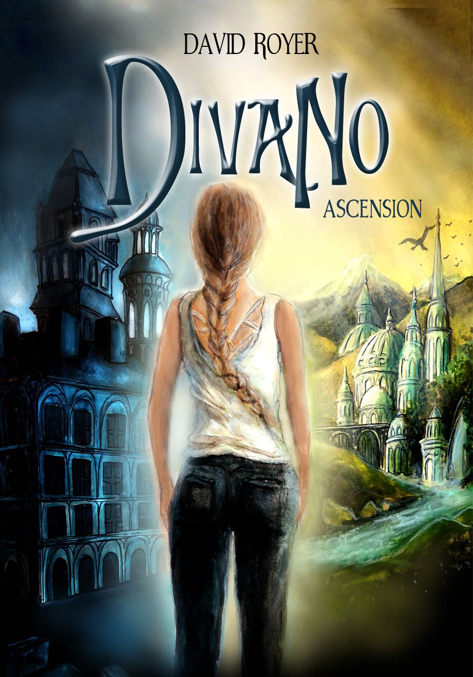 Couverture du livre Ascension - Divano